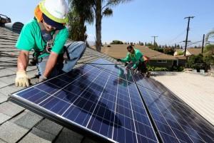 Соларната енергия със значителен спад на цената